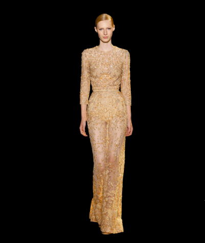 ELIE SAAB - HAUTE COUTURE - SPRING SUMMER 2013