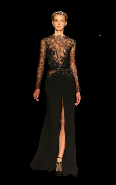ELIE SAAB - HAUTE COUTURE - FALL WINTER 2012 - 2013