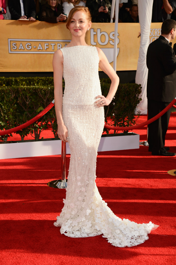 Jayma May in Georges Hobeika