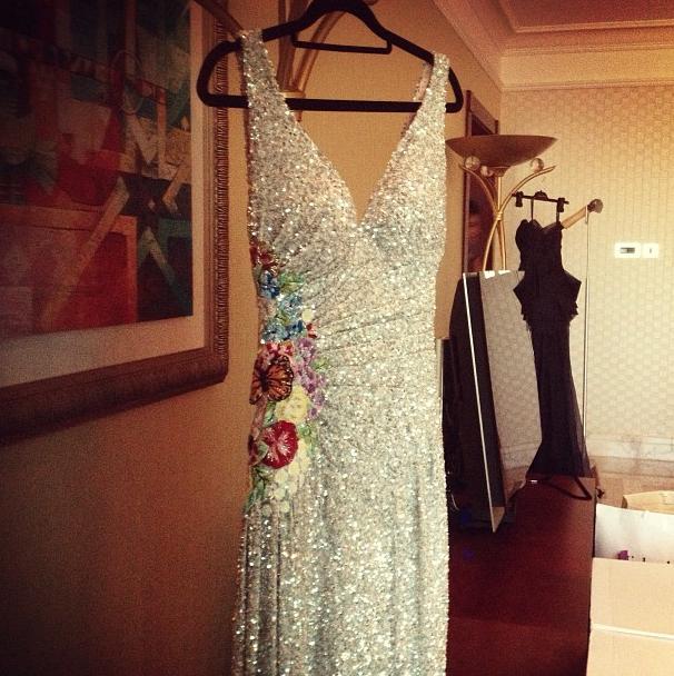Dress by Hamda Al Fahim @hamdaalfahim